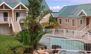 Sea Glimpse: Sea Glimpse Self Catering Holiday Resort