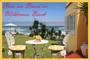 Haus am Strand on Wilderness Beach***: Haus Am Strand Wilderness Garden Route