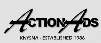 Knysna Action Ads: Knysna Action Ads
