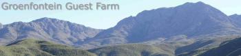 Groenfontein Guest Farm: Groenfontein Guest Farm