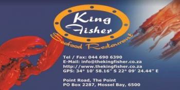 Kingfisher Seafood Restaurant - Mossel bay: KIngfisher Seafood Restaurant Mossel Bay