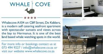 Whale Cove A104: Whale Cove A104 Gansbaai