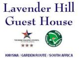 Lavender Hill Guest House: Lavender Hill Guest House Hunters Home