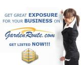 Great Exposure on Gardenroute.com!