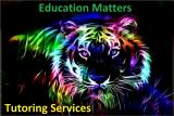 Education Matters Tutoring Services.: Education Matters Tutoring Services.