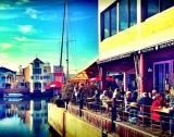 Caffe Mario: Knysna Waterfront Restaurant Garden Route