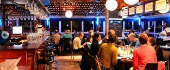 JJs restaurant: Knysna waterfront restaurant Garden Route