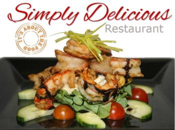 Simply Delicious: Restaurant George Garden Route