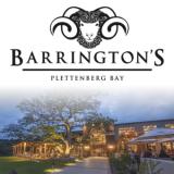 Barrington's: Barrington's at Plett